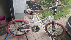 Girls bicycle in Ramstein, Germany