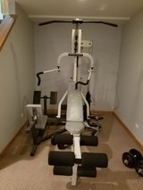 Home Fitness Gym in Sandwich, Illinois
