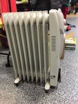 Space Heater in Ramstein, Germany