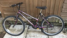 Girls Bicycle in Lakenheath, UK