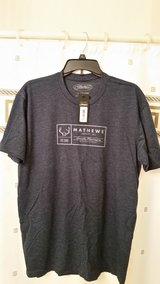 Mathews T-shirt/size Large/ new with tag. in Oswego, Illinois
