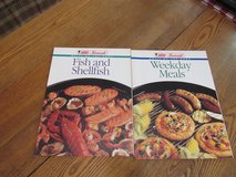 Weber/Sunset Cookbooks in Sandwich, Illinois