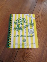 "Cookbook ""Talk About Good"" in Chicago, Illinois"