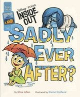 Disney Inside Out Sadly Ever After? Includes Disney eBook Hard Cover Book w Dust Jacket in Chicago, Illinois