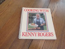"Cookbook ""Cooking With Kenny Rogers in Sandwich, Illinois"
