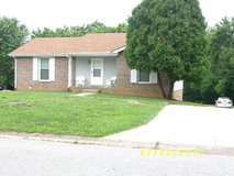3/4 bed 2 bath  1600 sq. ft. home in Fort Campbell, Kentucky