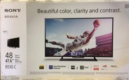 Sony-KDL48R510C-48-Inch-Full-HD-Smart-LED-TV-2015-Model in Yongsan, South Korea