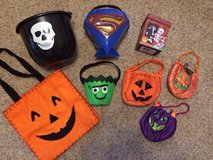 Halloween Bags & Containers in Fairfield, California