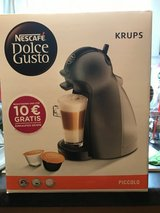 Dolce Gusto Piccolo in Ramstein, Germany