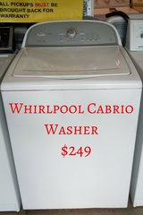 whirlpool Cabrio Washer in Aiken, South Carolina