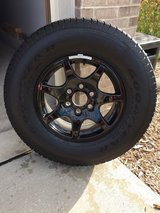 New Tire and Rim in Plainfield, Illinois