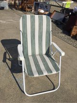 4 Folding Lawn Chairs in Vacaville, California