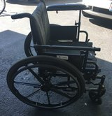 Adolescent Invacare wheelchair in Naperville, Illinois