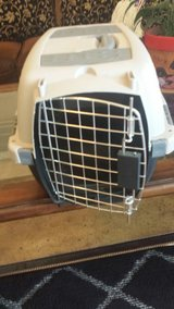 Small pet crate in Camp Pendleton, California