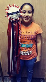 homecoming mum 3 1/2 long #2 in Cleveland, Texas