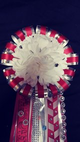 homecoming mum #3 in Cleveland, Texas