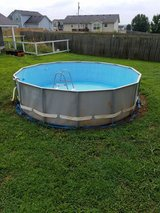Pool 14×42 and accessories in Fort Campbell, Kentucky