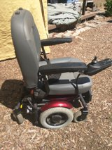 Electric Mobility Chair in Temecula, California
