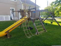 Rainbow playset in Elgin, Illinois