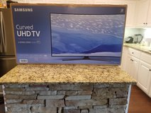 """For sale Brand new in box never been opened. Samsung Curved 49"""" 4K LED Smart TV. in Columbus, Georgia"""