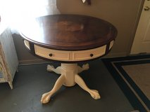 "Entryway table  4 draws 40""wide 33""tall in Cleveland, Texas"
