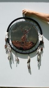"25"" ACROSS LARGE DREAM CATCHER in Camp Lejeune, North Carolina"