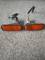 JDM Honda Civic 96-00 EK OEM Stanley Amber Sidemarker Lights in Camp Lejeune, North Carolina