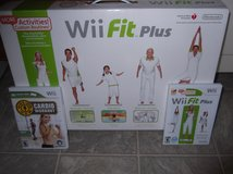 WII FIT PLUS     (NINENTO)      new in box in Cherry Point, North Carolina