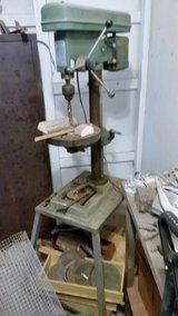 Heavy Duty Craft Drill Press in Joliet, Illinois