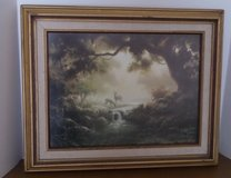 "DalhartWindberg Framed Print ""Woodland Reflections"" in Kingwood, Texas"