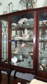 Antique China Cabinet in Beaufort, South Carolina