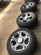 "18"" Rims and Tires in Fort Campbell, Kentucky"