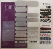 Jamberry Nail Wraps - Metalic Croc & Samples in Camp Lejeune, North Carolina
