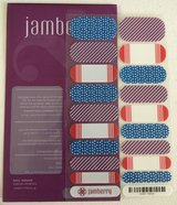 New Jamberry Nail Wraps - Patriot in Camp Lejeune, North Carolina