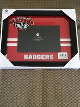 NIB BURNES Wisconsin Badgers 9x11 Photo Frame in Chicago, Illinois