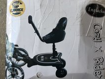 Cozy rider seat plus glider board in Naperville, Illinois