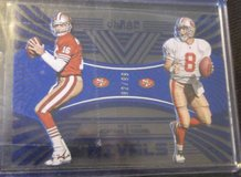 Joe Montana/S Young Rivals 92/99 in El Paso, Texas