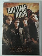 Nickelodeon's BTR Big Time Rush - Season 1 Volume 2 on DVD in Camp Lejeune, North Carolina