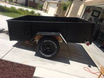 Utility Trailer in Lake Elsinore, California