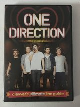 1D One Direction Special Collector's Edition - Ultimate Fan Guide DVD in Camp Lejeune, North Carolina