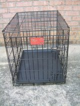 MEDIUM METAL FOLD-UP CAGE/CRATE--STILL AVAILABLE in Warner Robins, Georgia