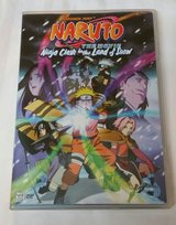 NARUTO THE MOVIE DVD in Columbus, Georgia