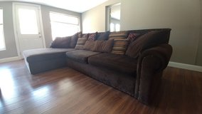 Couch and pillows in Fairfield, California