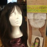 BRAZILIAN REMY NATURAL LONG HUMAN HAIR WIG (NEW) in 29 Palms, California