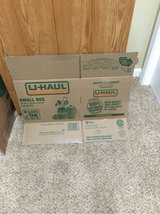 Moving Boxes Small, Medium, Large in Chicago, Illinois