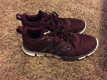 Adidas Running Shoes Men's Size 9 1/2 in Kingwood, Texas