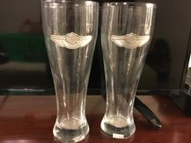Harley Davidson 2003 100th Anniversary Drinking Glasses in Travis AFB, California