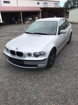 Bmw 316 TI, automatic, leather in Grafenwoehr, GE