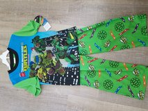 Ninja turtles PJ in Okinawa, Japan