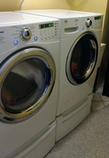 Front Load Washer and Dryer in Naperville, Illinois